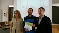"""Premio Laurea Afidamp 2013: la lavasciuga del futuro sbarca al """"Polimi"""""""