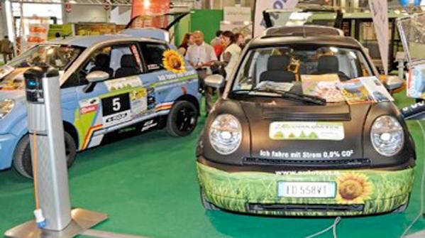 Il mercato delle energie rinnovabili a Klimaenergy 2012