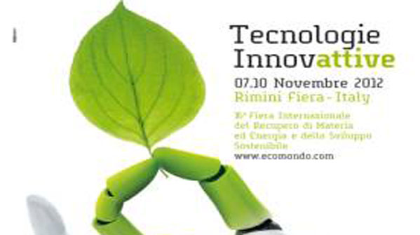 Internazionalit carta vincente di Ecomondo 2012