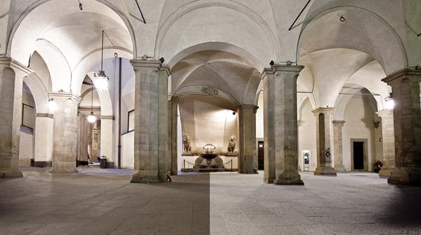 A Firenze torna a splendere Palazzo Vecchio