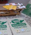 """Il progetto  """"nowaste"""" di Reggio Emilia e Trento incoronato """"Life +"""" del mese"""