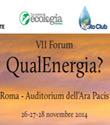 VII Forum QualEnergia: Nuove ricette per (com)battere la crisi