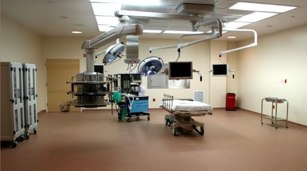 Sanificazione in sala operatoria: progetto sperimentale
