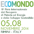 ECOMONDO 2014 05.08 Novembre 2014 – Rimini