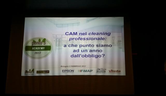 """Grande successo per l' """"Eco-convegno sui Cam"""" di Punto 3 e GSA"""