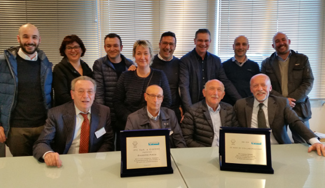 GI ERRE Srl ed IPC Group, 30 anni di partnership
