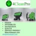 Tradizione e professionalità Produzione macchine lavapavimenti professionale