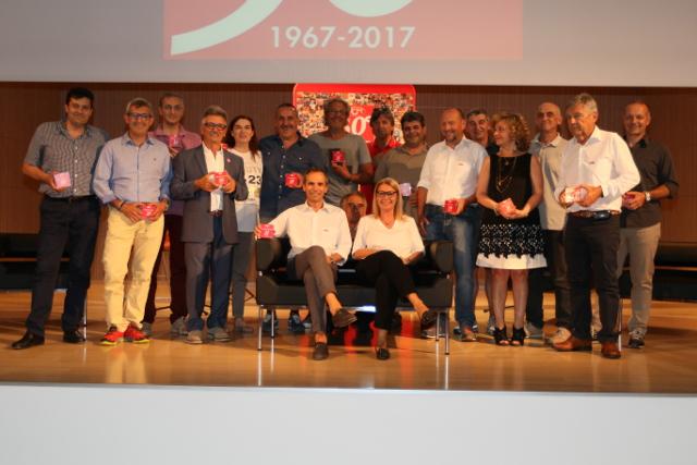 RCM festeggia i suoi primi 50 anni di attività