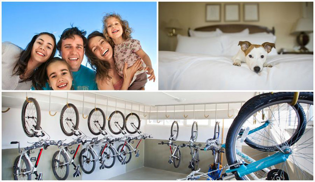 Hotel per famiglie, pet e bike: nuove opportunità di business