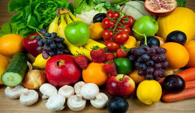 Alimenti: meno residui di pesticidi