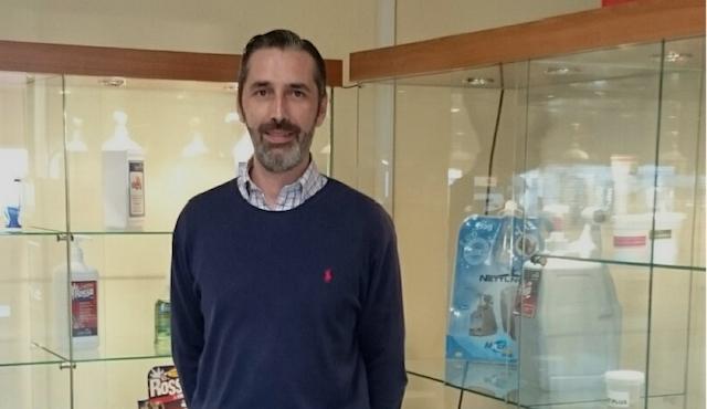 Nettuno Ibérica ha un nuovo Sales Manager
