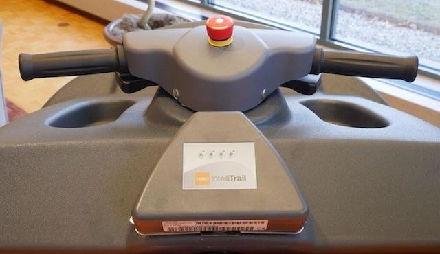 TASKI IntelliTrail® potenzia l'efficienza delle macchine per il trattamento dei pavimenti