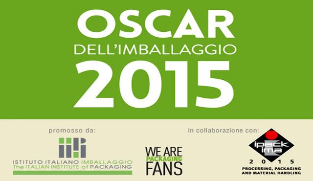 Oscar imballaggio 2015, premiati i packaging del futuro