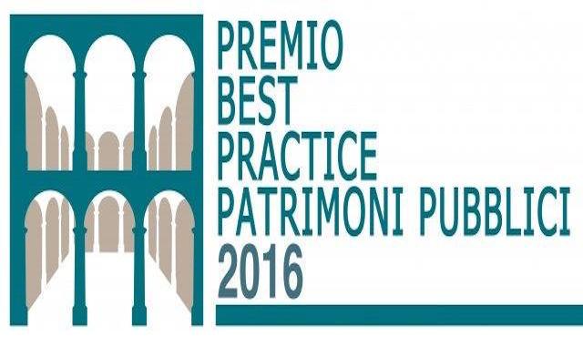 Premio Best Practice Patrimoni Pubblici 2016
