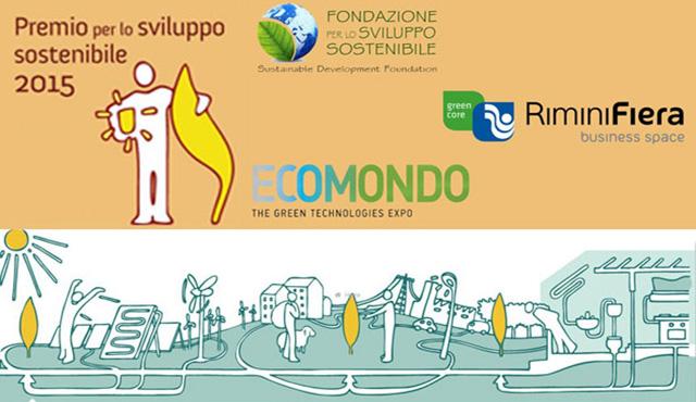 Premio Sviluppo Sostenibile 2015