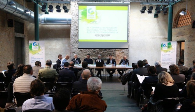 "Presentato a Firenze il network europeo ""Think Green. The environment: good for business"""