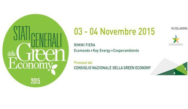 A Ecomondo gli Stati generali della green economy