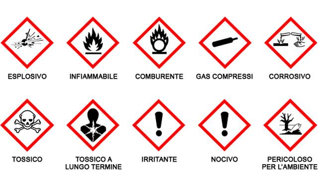 Regolamento Clp, cambia l'etichettatura sui preparati pericolosi