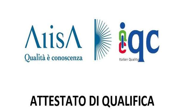 Qualifica delle Aziende AIISA