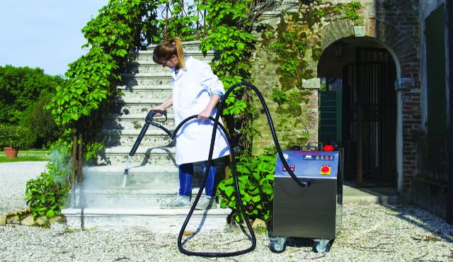 Gaiser 18000:  il generatore di vapore professionale per eccellenza