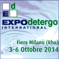 Expodetergo International 3-6 Ottobre 2014