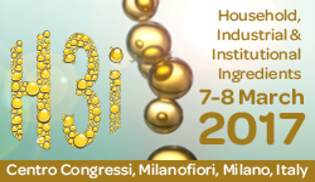 H3I: un evento unico per la detergenza, dalla materia prima al formulato