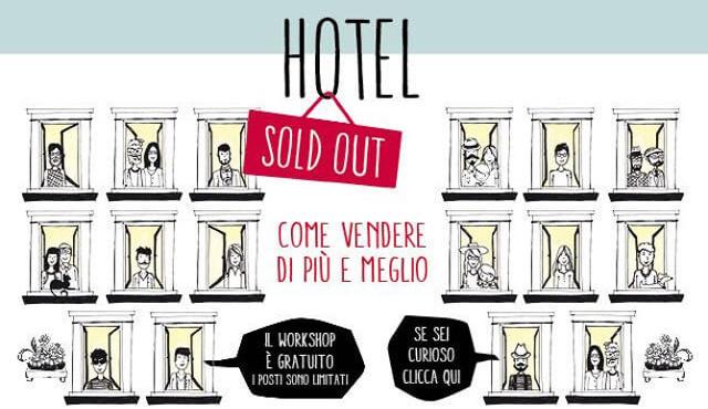Inizia l'anno con un hotel sempre… Sold Out!
