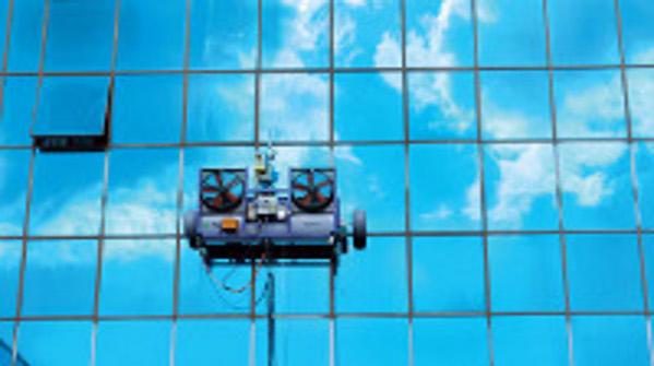 La soluzione IPC per i vetri in altezza