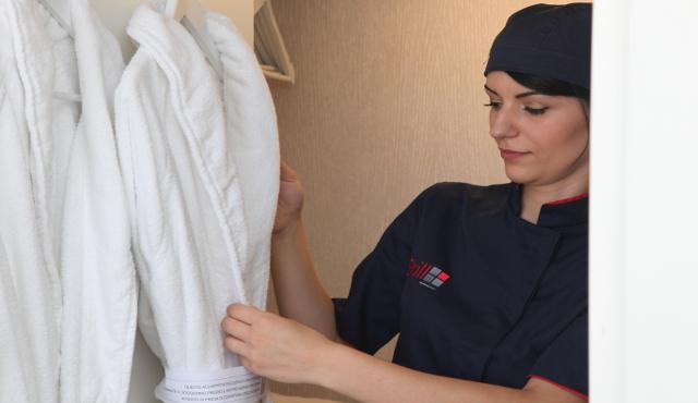 """Servizi in albergo: il modello """"co-sourcing"""" funziona"""