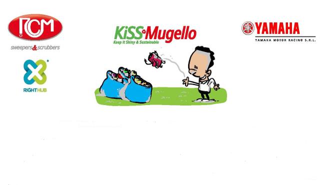 Rcm e Yamaha presentano KiSS Mugello 2016