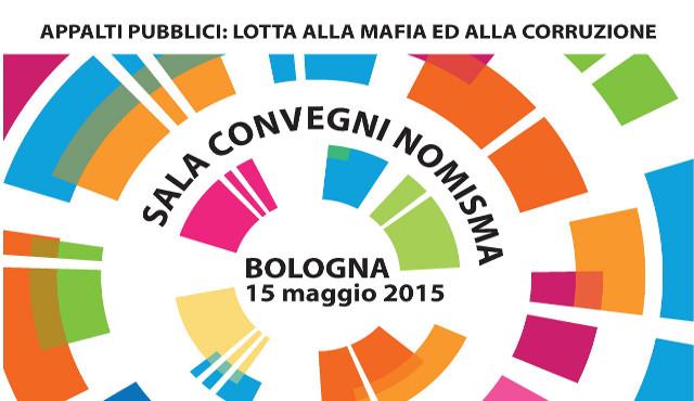 Appalti pubblici e corruzione: il 15 maggio Fnip-Confcommercio ne parla a Bologna