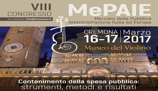 MePAIE 2017 – VIII edizione