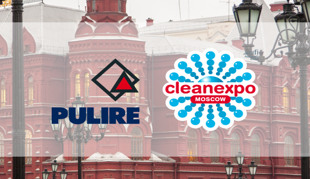 Clean Expo Pulire Mosca