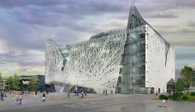 Expo 2015, cemento mangia smog per Palazzo Italia