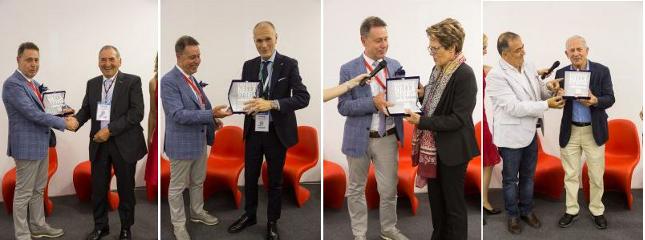"Premio Afidamp ""Imprese nella storia"""