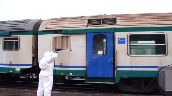 Pulizia sui treni: un problema sempre attuale