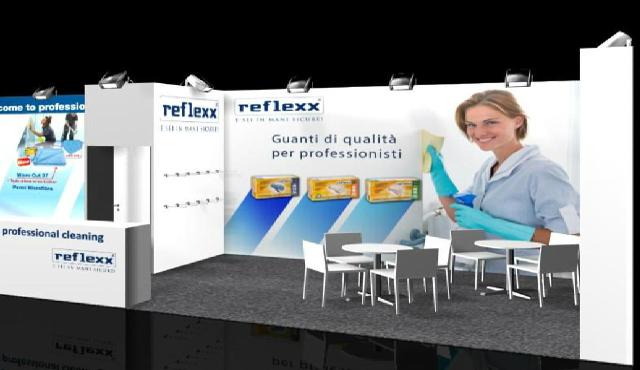 Reflexx presenta le novità 2017 alla Fiera Pulire