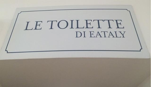 Toilette brandizzate: il coraggio di metterci la faccia