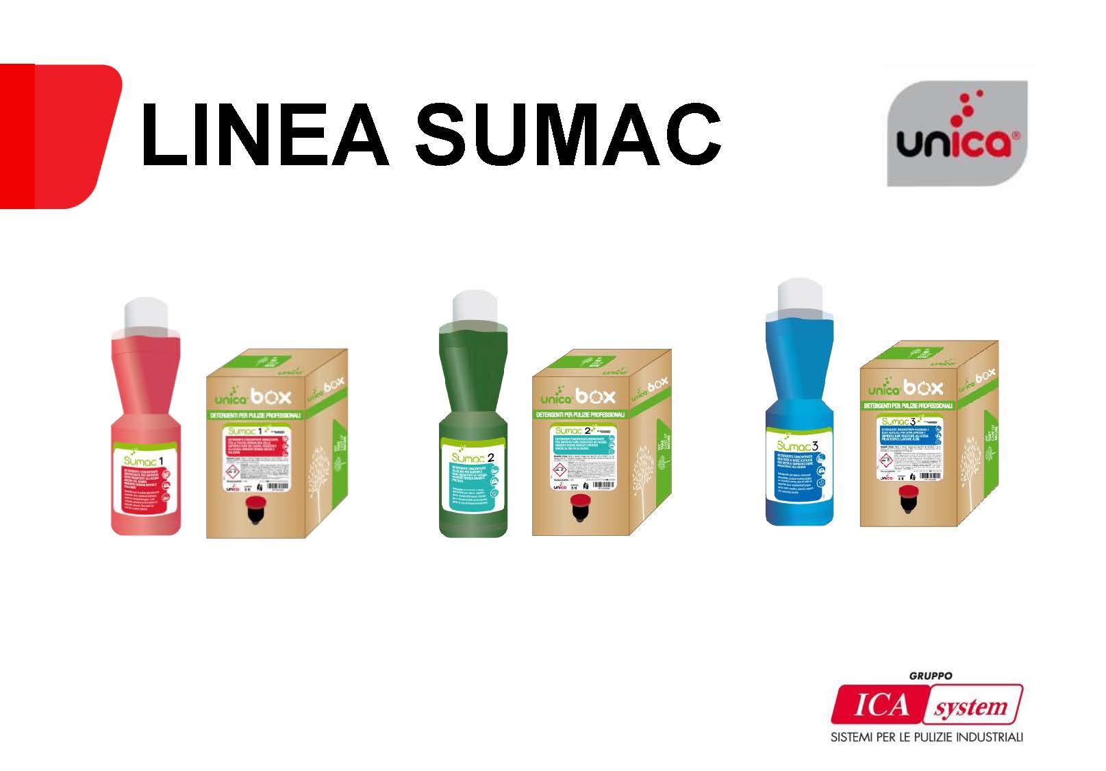 Ica System, la Linea Sumac è CAM!