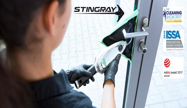 Unger Stingray premiato per il suo eccezionale design