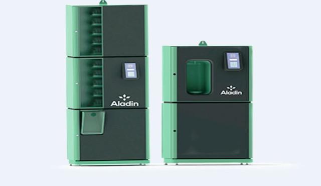 Aladin, il meglio dell'innovazione tecnologica al servizio del green cleaning