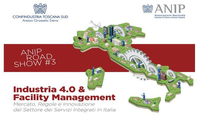 Anip Road Show #3 ad Arezzo