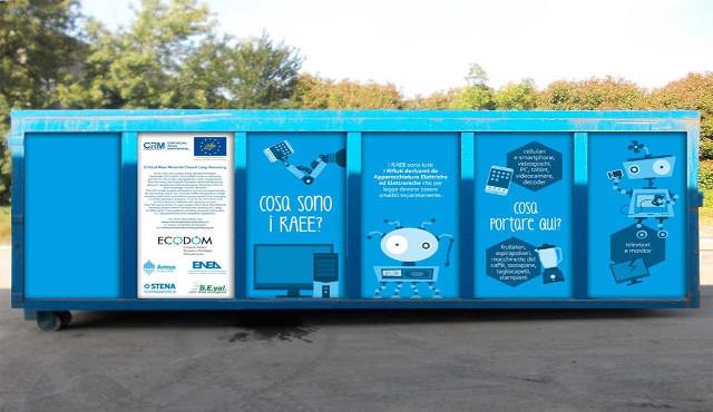 Un progetto europeo per recuperare materie preziose dai RAEE