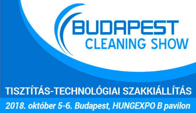 Budapest Cleaning Show
