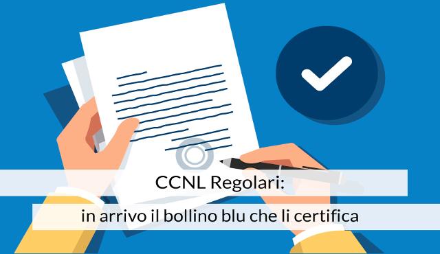 CCNL Regolari: il CNEL ha annunciato il bollino blu