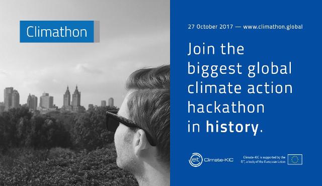 Torna Climathon, sfida mondiale di idee per città green