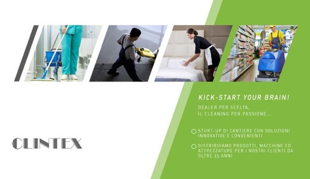 Clintex: professionalità al servizio dell'igiene