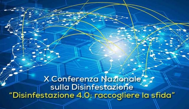 Aperte le iscrizioni alla X Conferenza nazionale sulla Disinfestazione