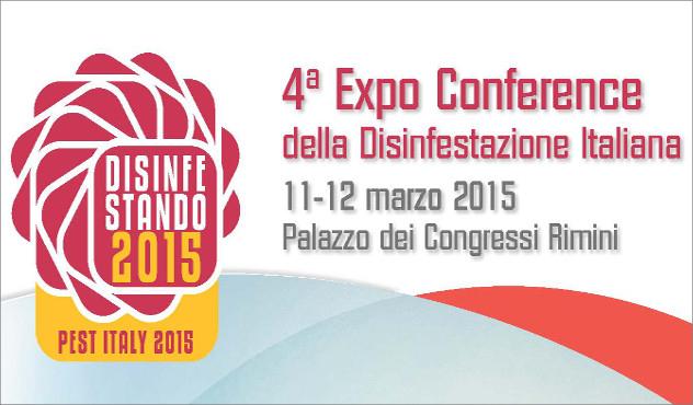 Appuntamento a Rimini con Disinfestando 2015