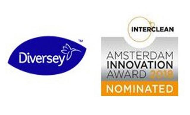 Due innovazioni Diversey selezionate per l' Innovation Awards 2018